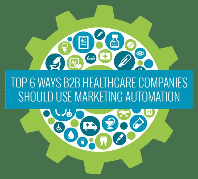 How marketing automation can help B2B healthcare companies